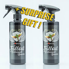 FALLOUT 2x 500ml Golden Bird Alloy Wheel Cleaner Premium Iron X Fallout Remover