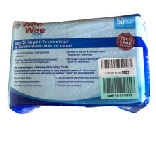 Four Paws Wee-Wee Puppy Pee Pads 50 Count