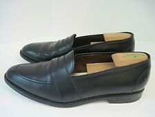 Allen Edmonds Westchester Men's Black Leather Penny Loafers Size 10 1/2 D