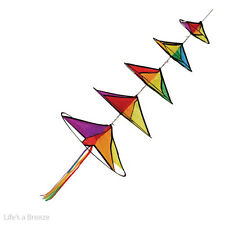 Jumbo Rainbow Magic Star Windsock