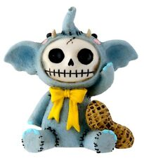 FURRY BONES FIGURINE - ELEFUN THE ELEPHANT - SKELETON SKULL IN COSTUME = NEW