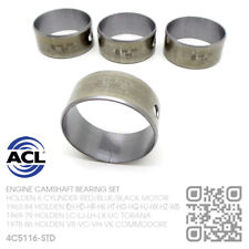 ACL CAMSHAFT BEARINGS STD SIZE 6 CYL 149-161-179-186 RED MOTOR [HOLDEN EH-HD-HR]