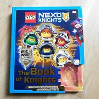 LEGO - Book  - LEGO Nexo Knights The Book of Knights - LIKE NEW