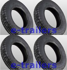 FOUR - 165 R13C 165x13 8ply 96/94N COMPASS TRAILER TYRE HORSEBOX - THE BEST !