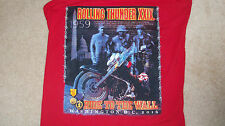 ROLLING THUNDER Ride to the Wall Tank Top LAT Motorcylce POW MIA Vietnam Salute