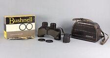 BUSHNELL RANGEMASTER  7 X 35 WIDE FIELD 11 DEGREE BINOCULARS 1960'S