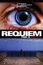 Requiem for a Dream Single Sided Original Movie Poster 27x40 inches