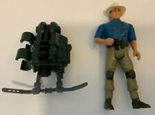 Jurassic Park *** Alan Grant with Backpack *** Kenner 1993