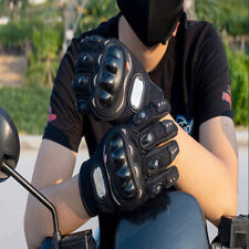 Full Finger Knuckle Motorcycle Motorbike Powersports Racing Safety Gloves Outdoo