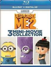 new genuine usa blu ray despicable me 2 BLU RAY  free 1st cls s&h