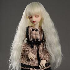 [Dollmore] Doll wig fit Msd 1/4Bjd Size(7-8) Rrg Sobazu Wig (L.Blond)