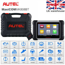 Autel MaxiCOM MK808BT Full System Auto Diagnostic Tool OBD2 Scanner MX808 MK808