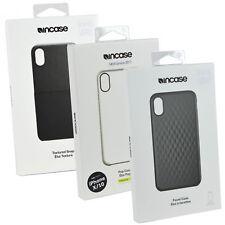 Genuine Incase ETUI Designer Protective Slim Case Cover For iPhone XS & iPhone X