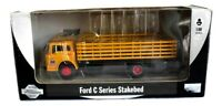 Union Pacific Railroad Ford C Series Stakebed Truck By Athearn 1:50 SEE CONDITIO