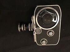 Vintage Bolex Paillard C8 8mm Movie Camera