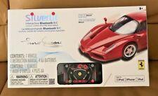 Silverlit Interactive Bluetooth R/C 1:16 Red Enzo Ferrari Car