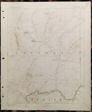USGS Topographic Map 1886 Data SAINT THOMAS QUADRANGLE, NEVADA - ARIZONA