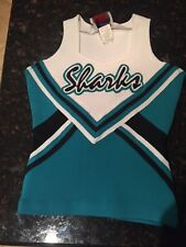 Ladies San Jose Sharks top....knit....one of a kind !!!