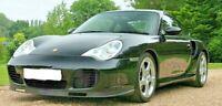 01-05 Porsche 911 996 Turbo Carrera 4S   Front Lip Splitter OEM Plastic NEW