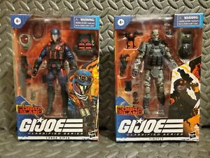 GI Joe Classified Series Cobra Island Cobra Viper AND Firefly Target Exclusives