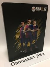 FIFA 18 ULTIMATE TEAM STEELBOX STEELBOOK - NUOVO NO GIOCO - PS4 XBOX ONE PS3 360