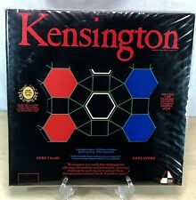 Kensington Board Game 1979 Vintage Complete Set with Cover New Condition