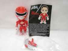 The Loyal Subjects Mighty Morphin Power Rangers: Red Ranger with acessories