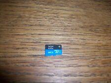 64GB Lexar Micro SDXC Card