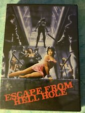 Escape From Hell Hole New. Sealed DVD