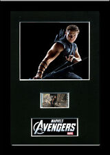 Avengers Hawkeye Framed 35mm Mounted Film cells - filmcell movie