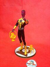 Green Lantern Series 3 Sinestro Loose Action Figure Complete DC Comics Used
