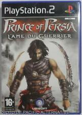 COMPLET jeu PRINCE OF PERSIA L'AME DU GUERRIER sur playstation 2 sony PS2 action