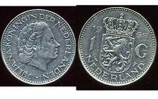 PAYS BAS  1  gulden  1968