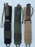 John Ek Knife Dagger Sheath Camillus Ka-Bar Mark 2 Patriot Military Trading