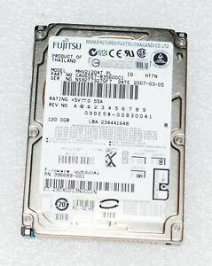 Fujitsu 120GB 5400U/ min IDE Intern 2,5 Zoll MHV2120AH Laptop Festplatte
