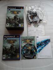 Socom U.S. Navy Seals (PAL) Playstation 2 PS2 PS3 Sony Complete OVP CIB