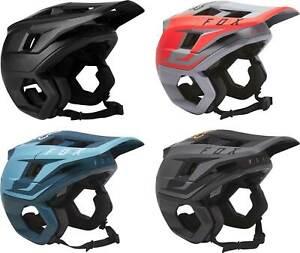 Fox Racing Dropframe Pro Helmet - Mountain Bike MTB XC Gear MIPS Adult Fidlock