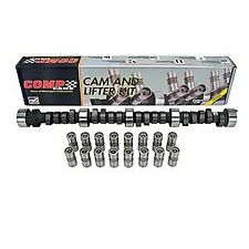 COMP Cams CL35-600-4 Thumpr Hydraulic Flat Tappet Camshaft and Lifter Kit Lift .