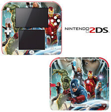Vinyl Skin Decal Cover for Nintendo 2DS - Avengers