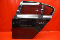 BMW 1er E87 Porta Posteriore Sinistra Lato Conducente 7191017 Nero Originale/OS
