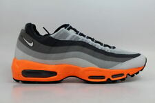 011a86716f5 Nike Air Max 95 No Sew Light Base Grey Laser Orange-Iron 616190-
