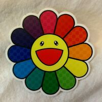 Takashi Murakami Flower Gucci Vinyl Weatherproof Sticker Decal Car Laptop Window