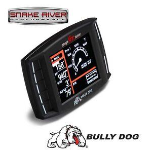 BULLY DOG TRIPLE DOG GT DIESEL PROGRAMMER GAUGE MONITOR TUNER 40420 NON CARB