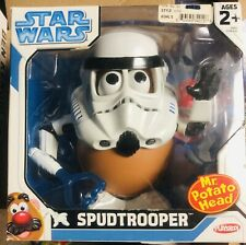 Star Wars Mr. Potato Head Spudtrooper Playskool (Brand New)