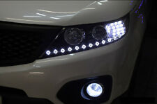 Front Head Light 2way Under Eyeline LED Module for Kia 11 12 13 2014 Sorento