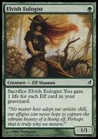 MTG Magic - (C) Lorwyn - Elvish Eulogist - SP