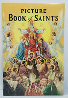 Picture Book of Saints by Lawrence G. Lovasik - Hardcover - Religion - 1i