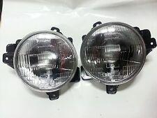 Genuine HEAD LAMP ASSY-RH&LH 2p FOR Ssangyong KORANDO 97~06 #8310206100+