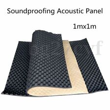 Studio Acoustic Wedge Soundproof Wall Foam Board Panel Sound Absorption