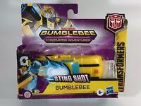 Hasbro Transformers Cyberverse Sting Shot Bumblebee New